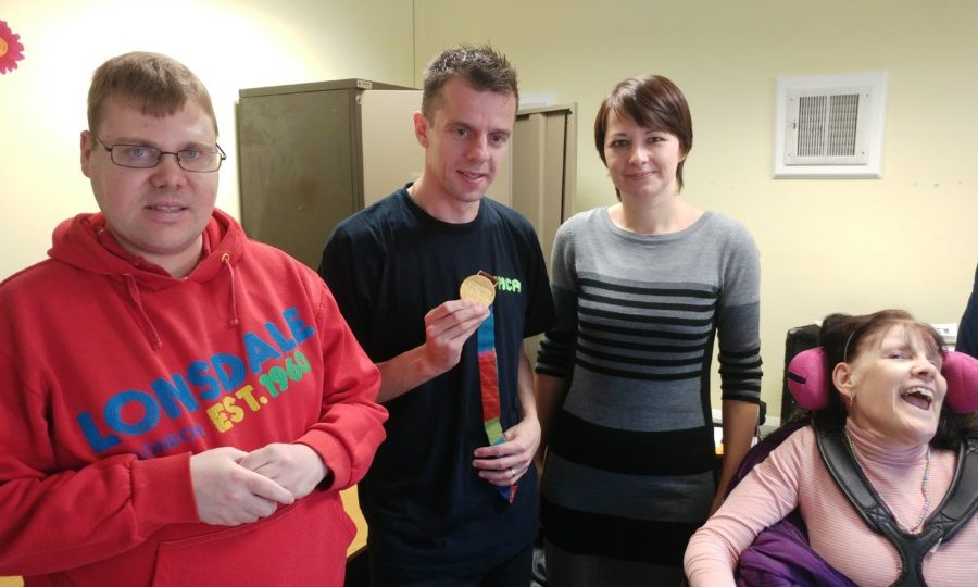 20161111 110340 1 900x540 - Interactive workshops led by paralympian Tim Prendergast