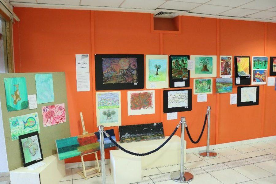 residents art