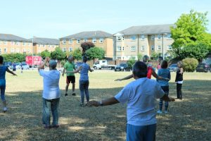 Tai chi group 2 300x200 - Relax and focus with Tai Chi at YMCA Hawker