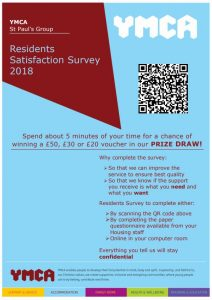 poster of the survey