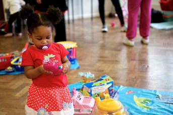 creche 343x229 - Children's Activities in East London