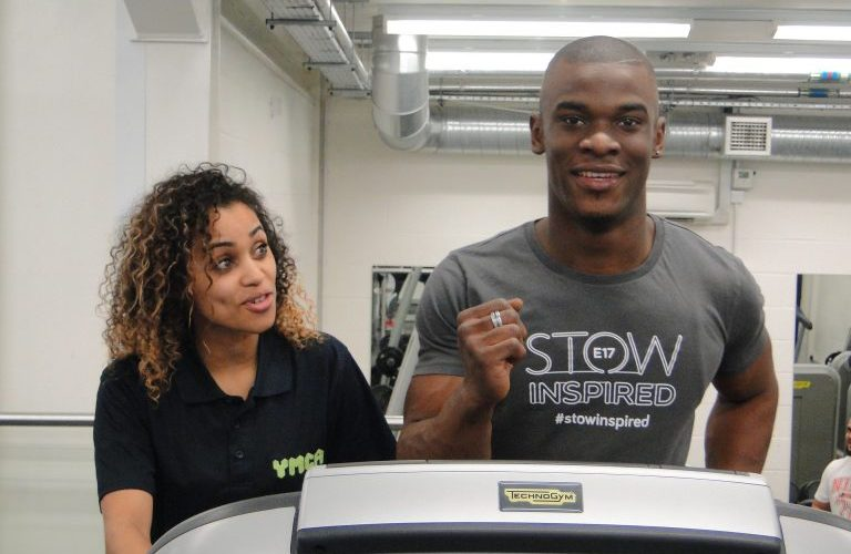 Gym new year 768x500 - Gym & exercise classes at YMCA Walthamstow