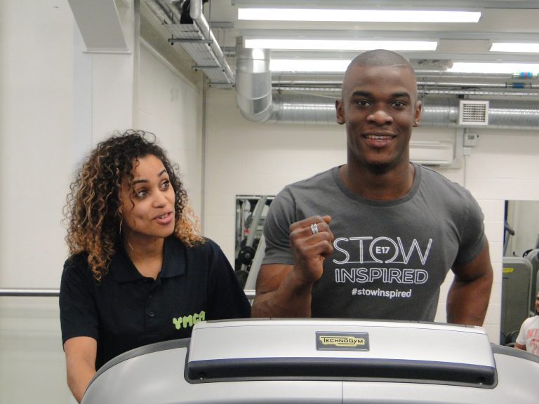 Gym new year - Gym & exercise classes at YMCA Walthamstow