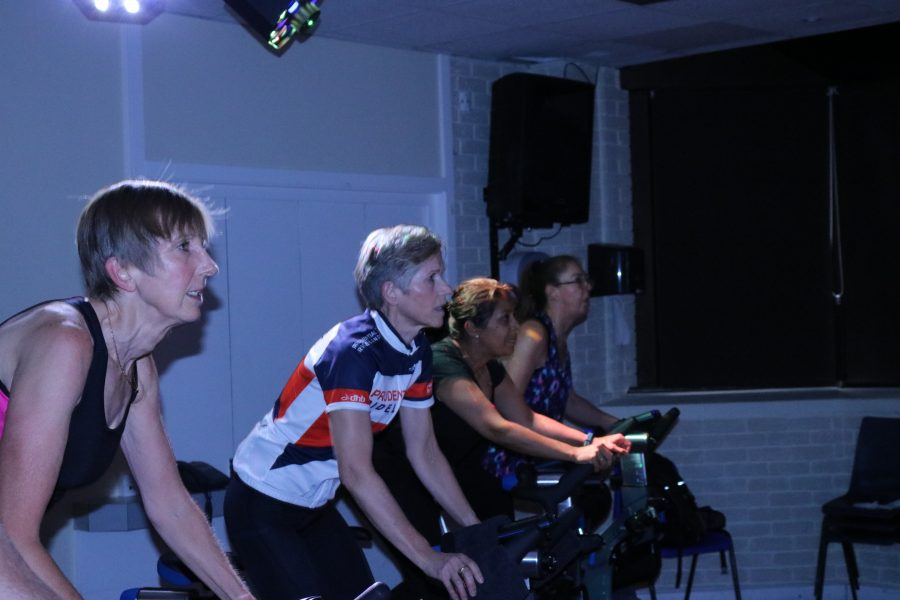 Virtual Indoor Cycling at YMCA Surbiton
