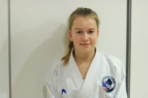 Jenna compressed 300x200 - Karate at YMCA Hawker in Kingston