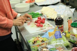 food prep 1 300x200 - Merton Winter Night Shelter helps rough sleepers through the coldest months