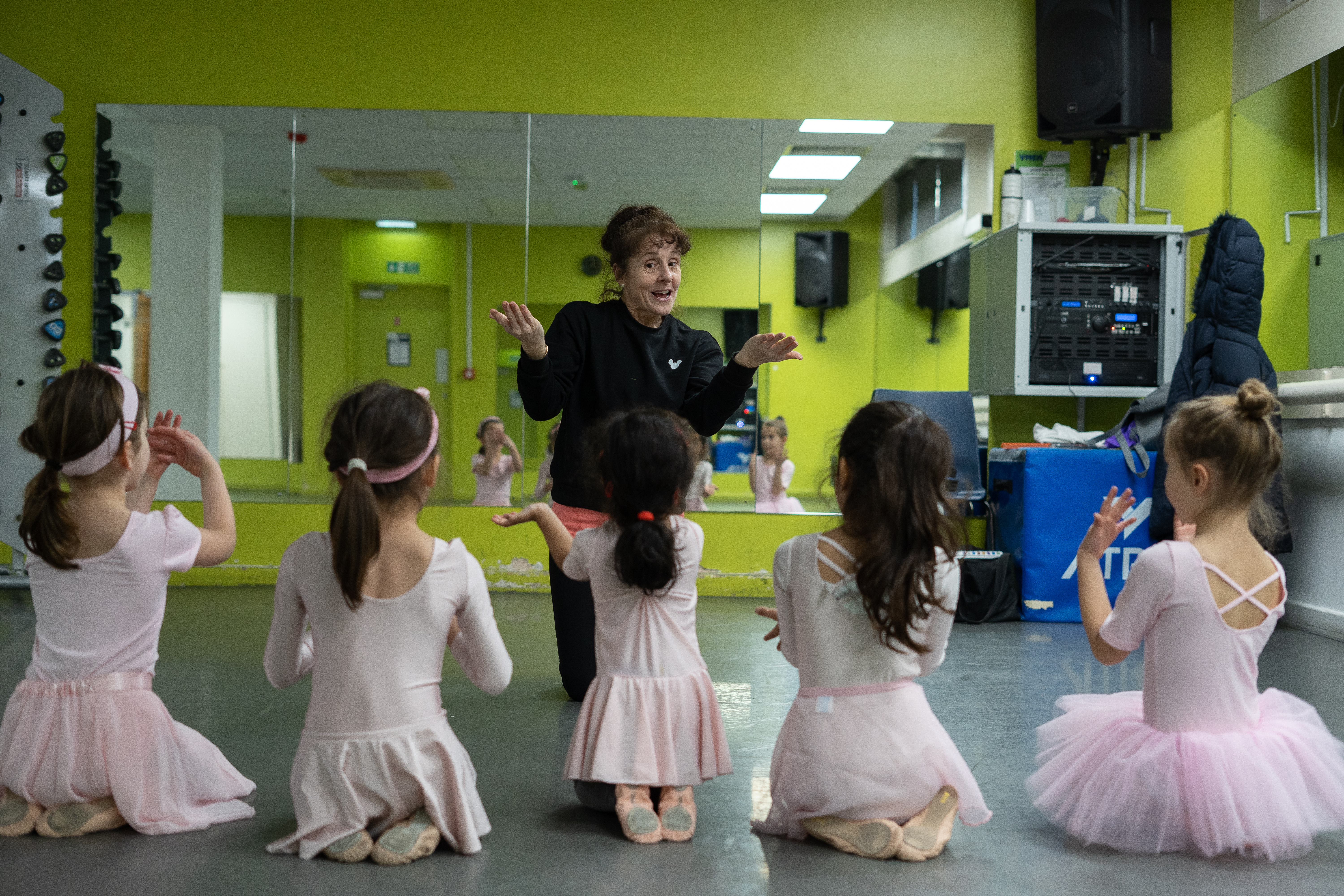 20YMCA BALLET - Children's Activities at YMCA Surbiton