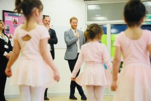 WhatsApp Image 2019 04 03 at 16.36.42 3 300x200 - Duke of Sussex joins in with a children's ballet session