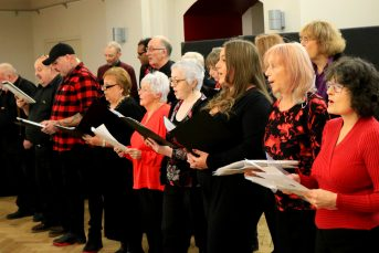 community choir 5March 343x229 - Health & Wellbeing