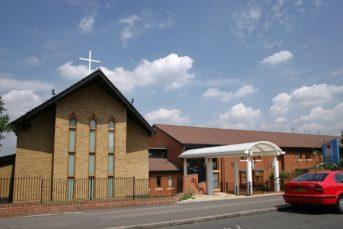 Hanwell church building