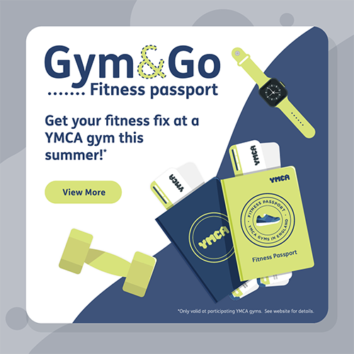 Artwork Instagram Post resize - Get your fitness fix at all YMCA gyms this summer*!