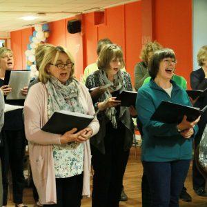 women singing choir 300x300 - The YMCA Community Choir