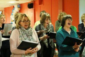 women singing choir e1571232251301 300x199 - The YMCA Community Choir
