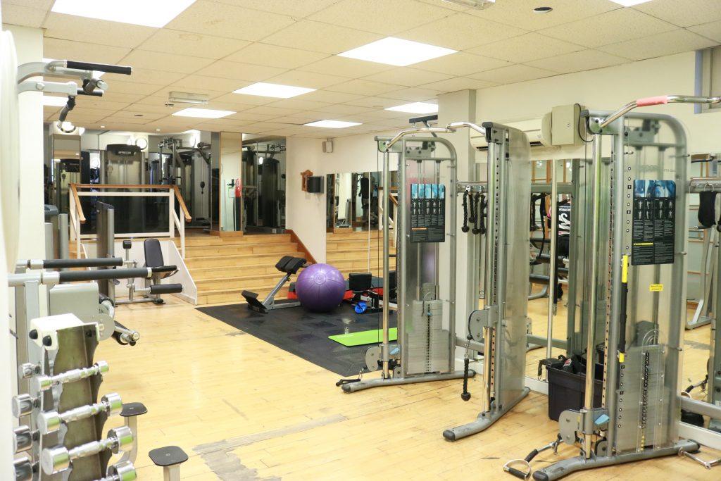 IMG 4810 1024x683 - Gym & exercise classes at YMCA Surbiton