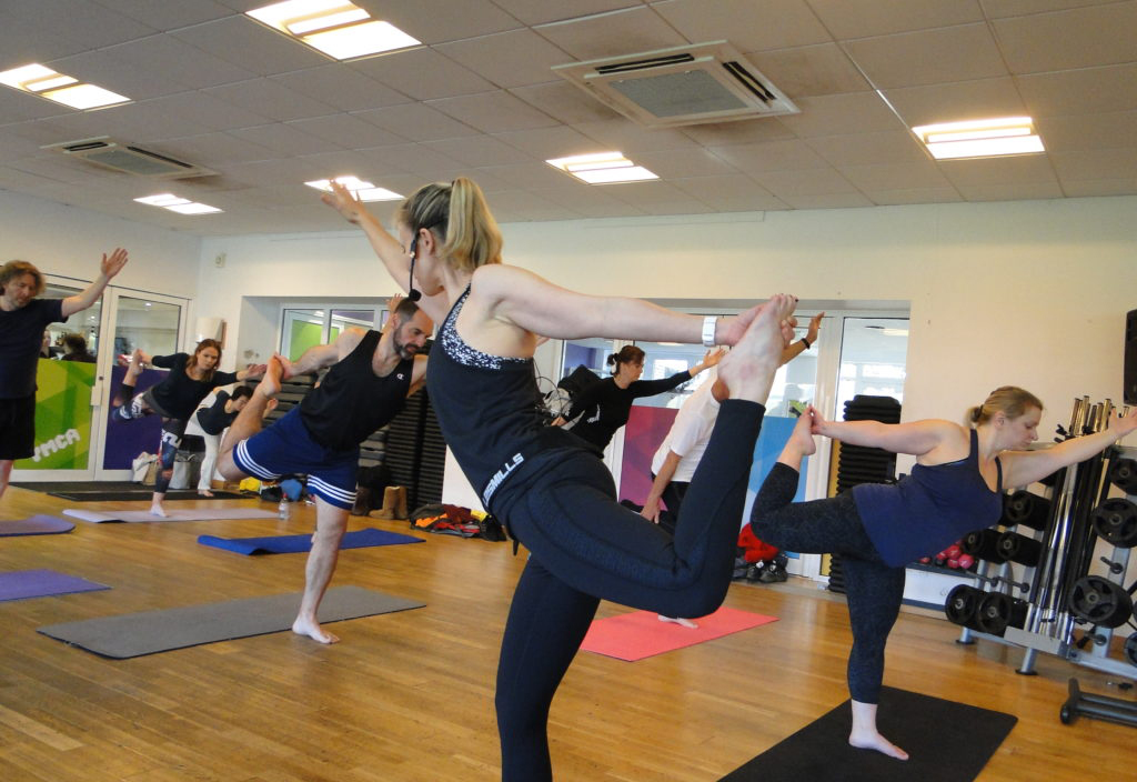 zoe hawkercrop - Gym & exercise classes at YMCA Hawker