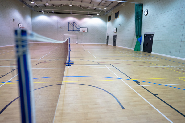 YMCA WAL 98 2 - Sports Hall & Facilities Hire