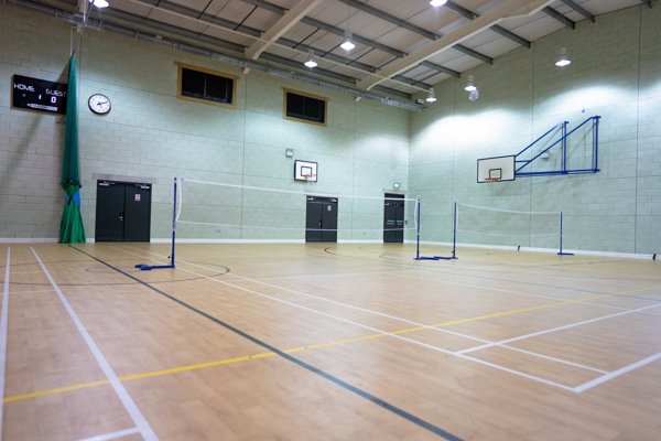 YMCA WAL 99 2 - Sports Hall & Facilities Hire