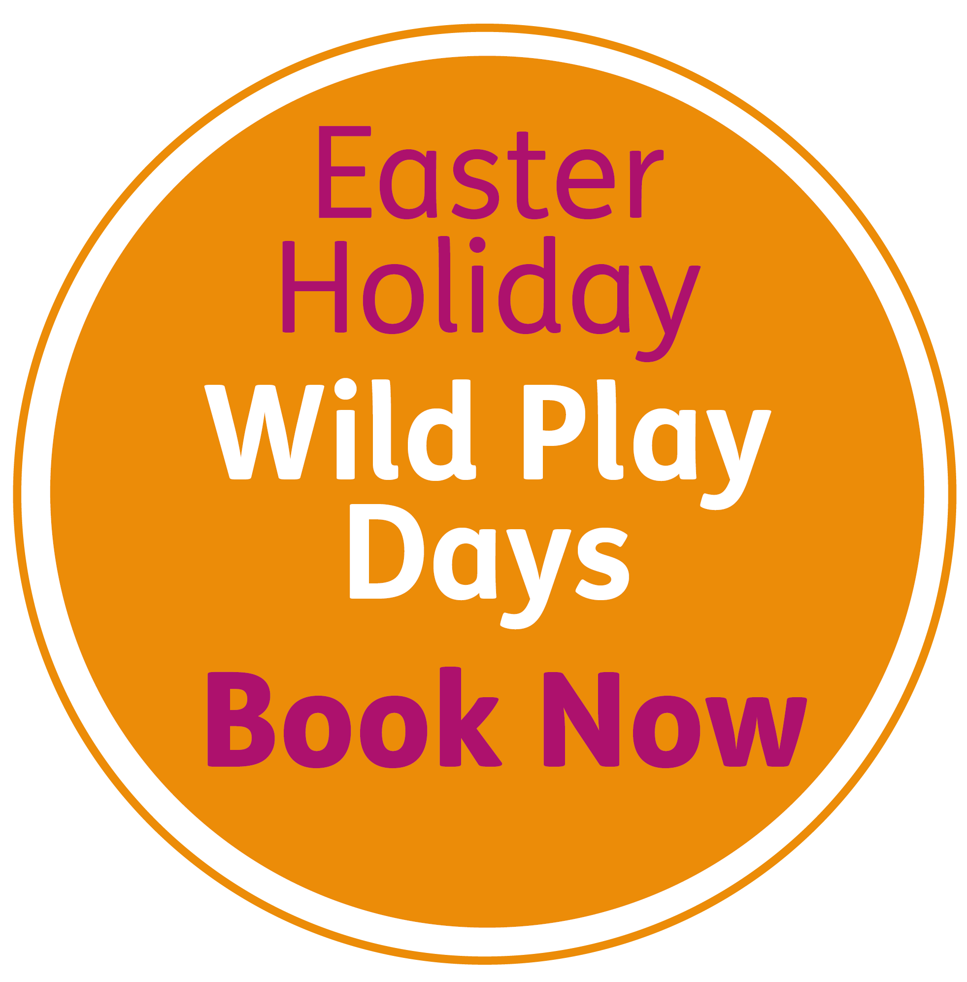 WPD Easter Holidays Badge book now - Children's Classes & Courses