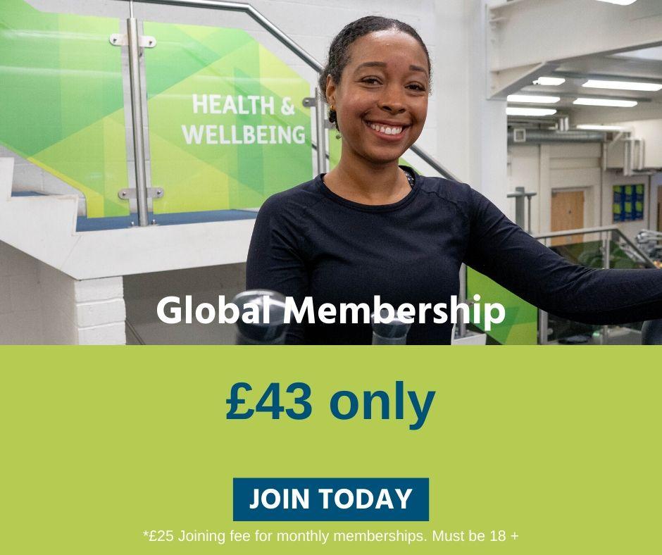 global tile - Health & Wellbeing Memberships