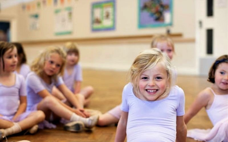 Ballet 2 - Children's Classes & Courses at YMCA South Ealing
