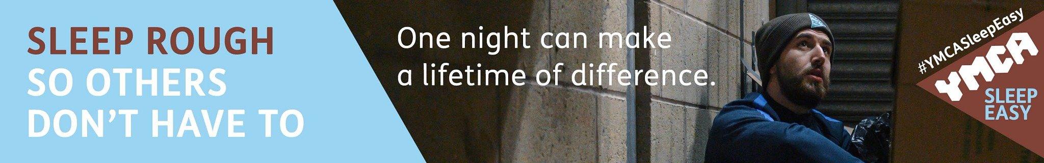 ymca sleep easy slim banner - World Sleep Day – 19th March 2021