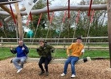 Fab swings 1 - FAB Club - for young people