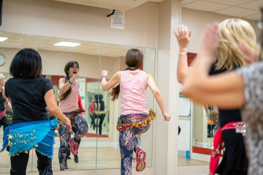 Group exercise 900x600 - Onsite Group Exercise Classes Are Back!