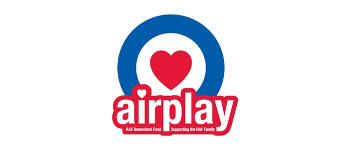 RAF Benevolent Fund Airplay Logo