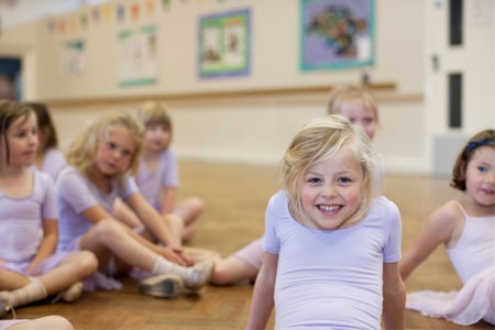 Ballet 11 - Children's Classes & Courses at YMCA Hawker