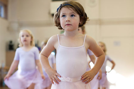 Ballet 2 - Children's Classes & Courses at YMCA Hawker
