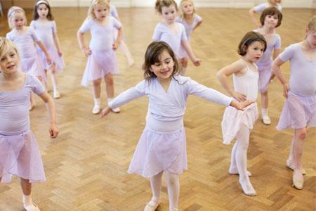 Ballet 3 - Children's Activities at YMCA Surbiton