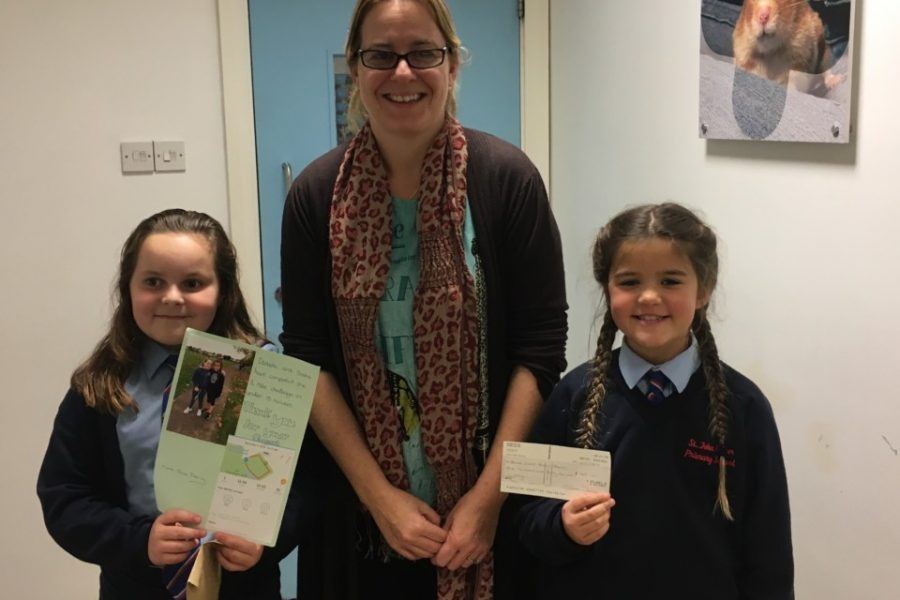 Blue Cross Hospital 900x600 - Afterschool Club children raise money for local animal hospital