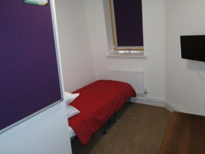 Inside YMCA Accommodation