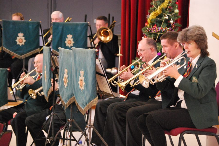 Middlesex Yemonary Concert Band