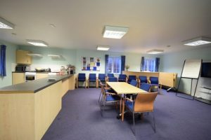 Meeting room Harrow 300x200 - Studio and room hire at YMCA Roxeth Gate
