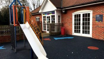 Roxeth playground 350x200 - Studio and room hire at YMCA Roxeth Gate