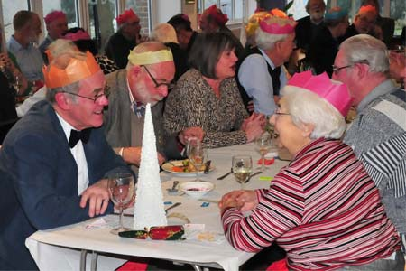 Senior lunch 2 - Social Activities at YMCA Hawker