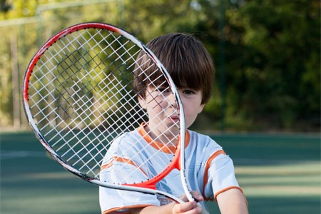 Tennis 1 - Children's Classes & Courses at YMCA Hawker