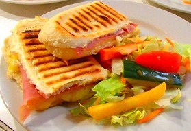panini at YMCA Hawker